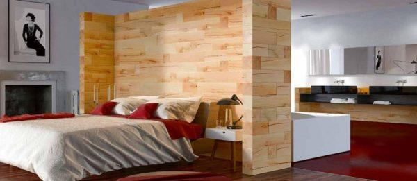 come dividere una casa, finte pareti.