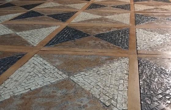materiali per ristrutturare casa, pavimenti in ceramica.