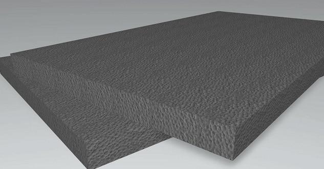 isolamento termico: pannelli isolanti.