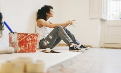 Ristrutturare casa richiede pazienza e attenzione.