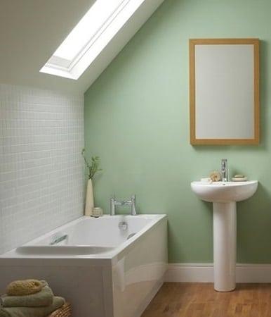 ristrutturare casa: un bagno rifatto.