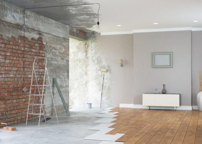 Ristrutturare casa senza progetto
