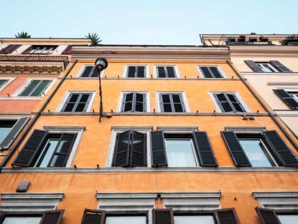 Rifacimento facciata condominio
