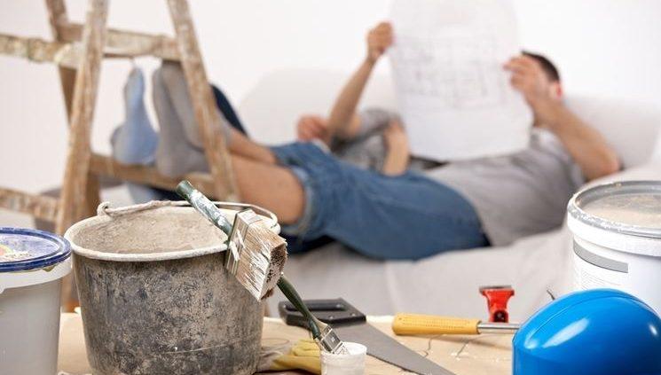 Ristrutturazione casa con fai da te