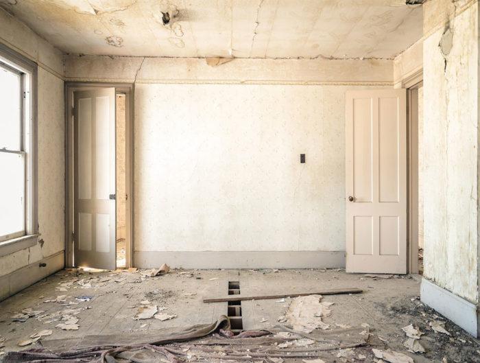 I segni di degrado devono spingere a ristrutturare casa.