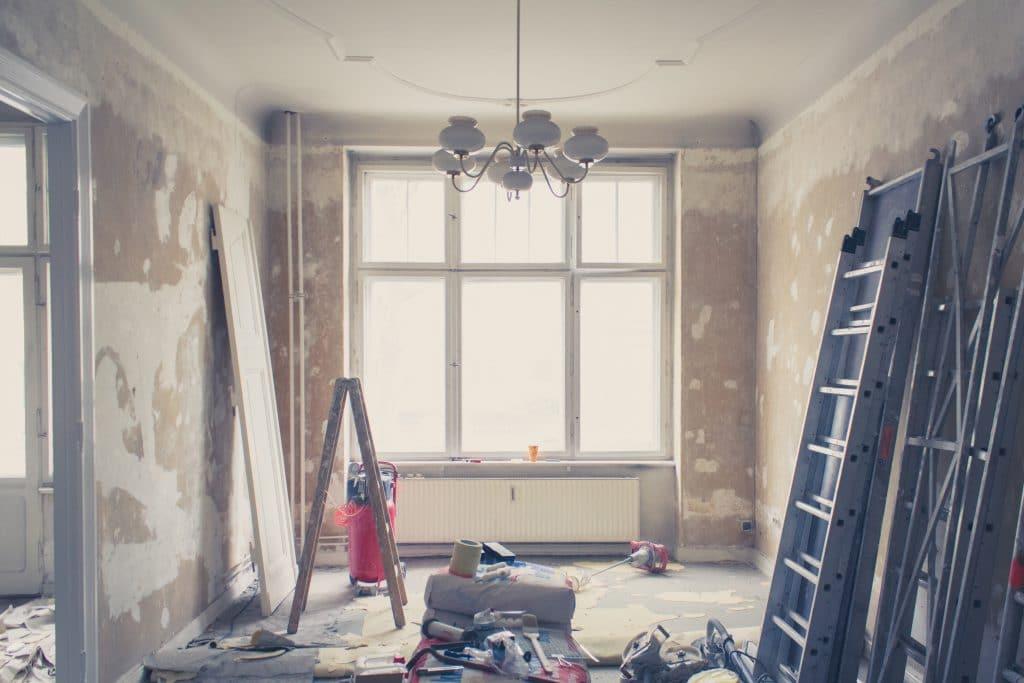 Ristrutturare casa low cost