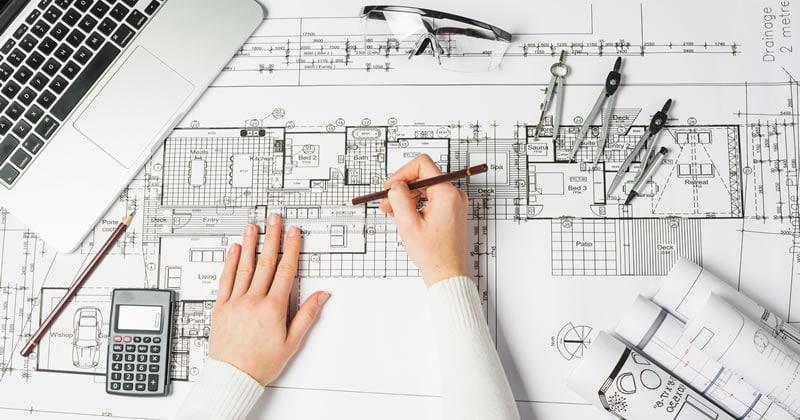 per interventi di manutenzione ordinaria si può ristrutturare casa anche senza architetto.
