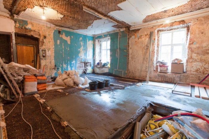 nella maggior parte dei casi si può ristrutturare casa senza dover aprire un mutuo.