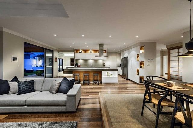 Ristrutturare casa con open space