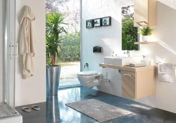 Per arredare un bagno moderno è necessario scegliere i mobili adatti.