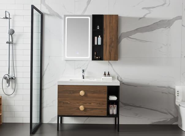 Rinnovare l'arredamento del bagno richiede scelte aculate.