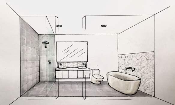 I nostri consigli su come progettare la ristrutturazione del bagno.