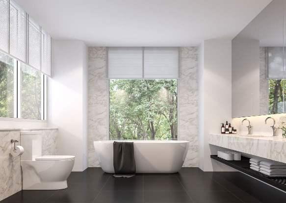 Come scegliere le piastrelle per pareti e rivestimenti.